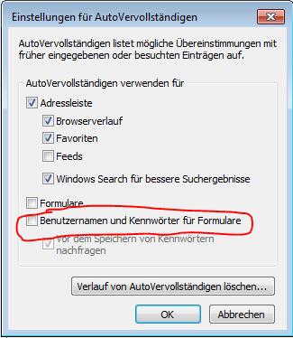 wie man Favoriten im Internet Explorer speichert